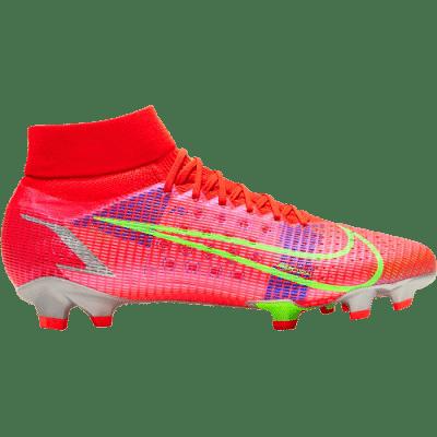 Nike Mercurial Superfly 8 Pro FG stoplis focicipő, rózsaszín