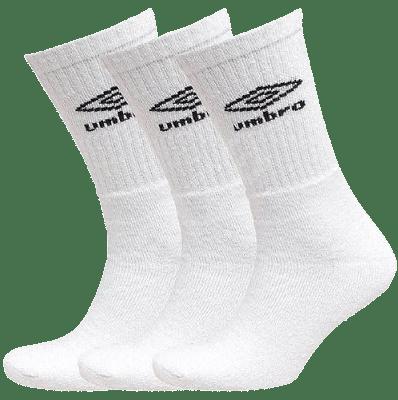 Umbro zokni 3 pár, fehér