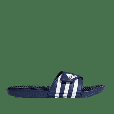 Adidas Adissage masszázs papucs, kék
