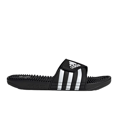 Adidas Adissage masszázs papucs, fekete