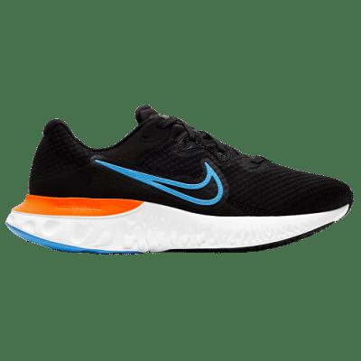 Nike Renew Run 2 futócipő, fekete-narancssárga
