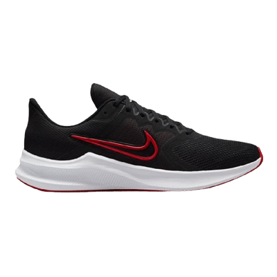 Nike Downshifter 11 futócipő, fekete-piros