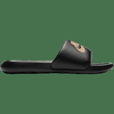 Nike Victori One papucs, fekete-arany