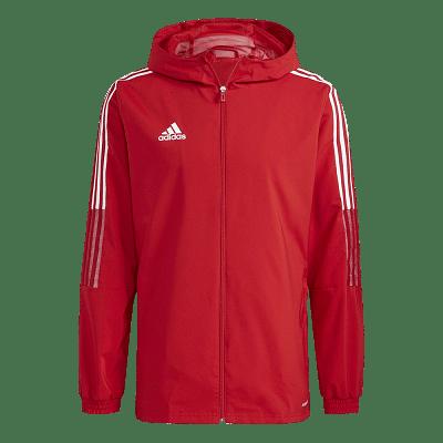 Adidas Tiro 21 széldzseki, piros