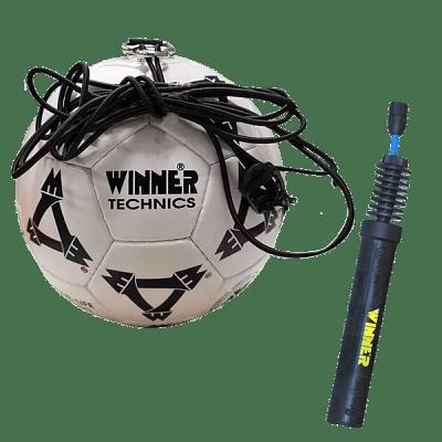 Winner Technics fejelő labda + ajándék Winner kétutas pumpa