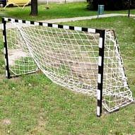 2x1m labdarúgó kapu, behajtható