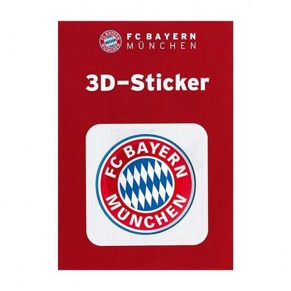 FC Bayern München 3D matrica