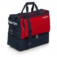Macron Topeka cipőtartós táska, nagy, piros-sötétkék