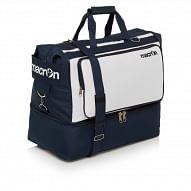 Macron Topeka cipőtartós táska, nagy, fehér-sötétkék