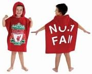 Liverpool FC gyerek törölköző köntös