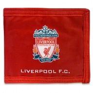 Liverpool FC  pénztárca, piros