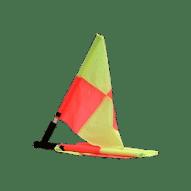 Partjelző zászló